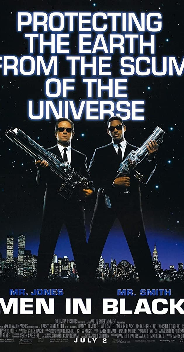 Free Download Men in Black Full Movie