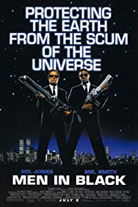 Men in Black Barry Sonnenfeld