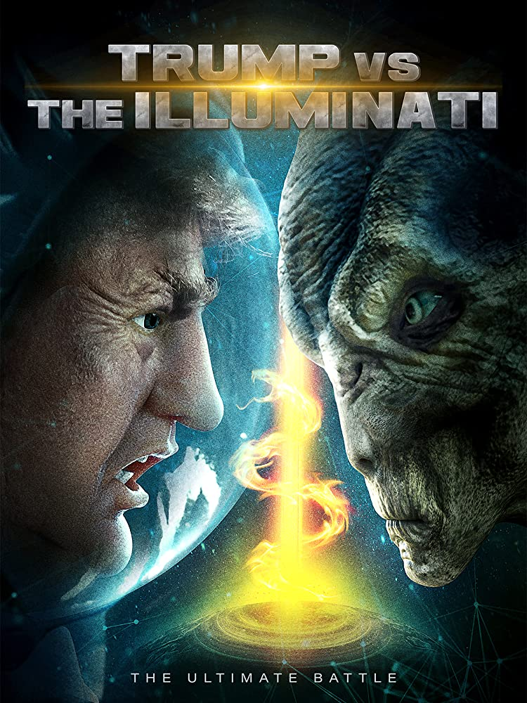 Download Trump vs the Illuminati 2020 English 480p HDRip 300MB