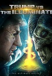 Trump vs the Illuminati Poster