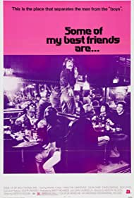 Some of My Best Friends Are... (1971) Poster - Movie Forum, Cast, Reviews