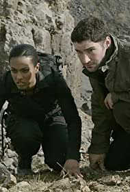 Tom Ellis and Freema Agyeman in Doctor Who (2005)