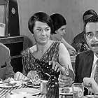 Mitsos Ligizos, Takis Miliadis, and Nana Skiada in Enas ippotis me... tsarouhia (1968)