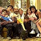 Antonio Resines, Belén Rueda, Verónica Sánchez, Víctor Elías, Fran Perea, Jorge Jurado, and Natalia Sánchez in Los Serrano (2003)