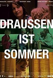 Summer Outside Poster