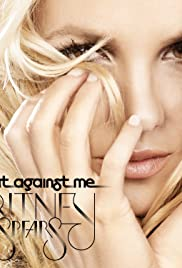 Britney Spears: Hold It Against Me Poster