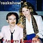 Yvan Labelle and Audrey Landers in Freakshow (1989)