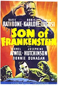 Primary photo for Son of Frankenstein