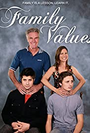 Family Values Poster