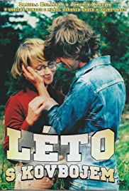 Léto s kovbojem (1976) Poster - Movie Forum, Cast, Reviews