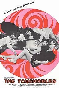 The Touchables (1969) Poster - Movie Forum, Cast, Reviews