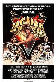 Christopher Lee, Donald Pleasence, Barbara Bach, Capucine, John Huston, Joe Lewis, Woody Strode, and Joseph Wiseman in Jaguar Lives! (1979)