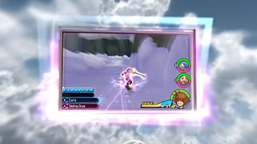 Kingdom Hearts 3D: Dream Drop Distance (New Worlds)