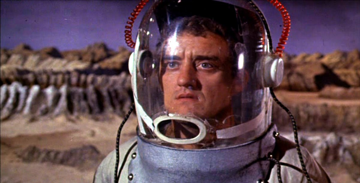 Bernard Cribbins in The Mouse on the Moon (1963)