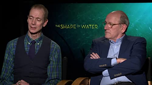 Doug Jones And Richard Jenkins