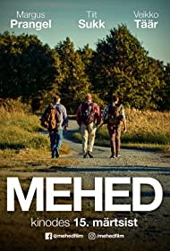Margus Prangel, Tiit Sukk, and Veikko Täär in Mehed (2019)
