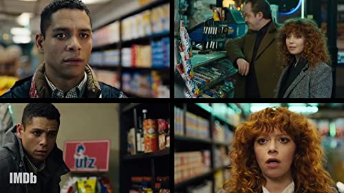 """Russian Doll"": 'Groundhog Day' Riff or Rip-Off?"