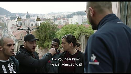 Sacrilège - Official Trailer [OV] (en-subtitles)