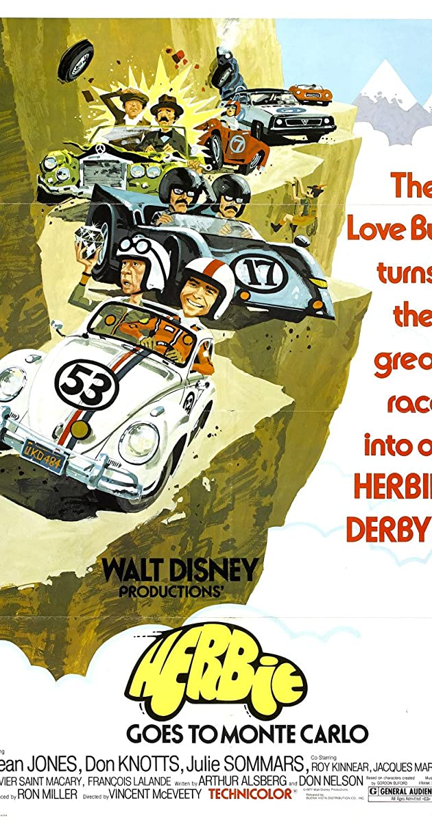 Subtitle of Herbie Goes to Monte Carlo