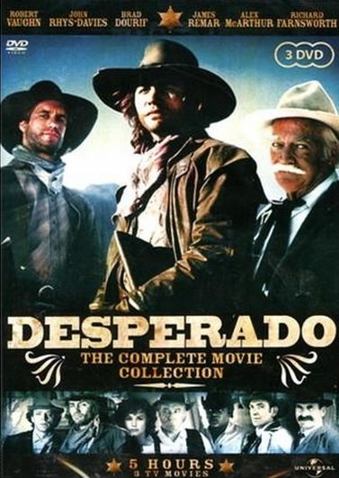 Desperado The Outlaw Wars Tv Movie 1989 Imdb