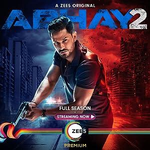 Download Abhay S01 (2019) Hindi Zee5 WebSeries 720p | 480p WebRip 300MB | 100MB Per Episode