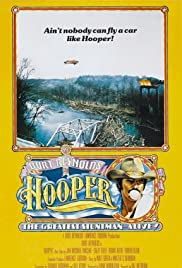 Hooper (1978) starring Burt Reynolds on DVD on DVD