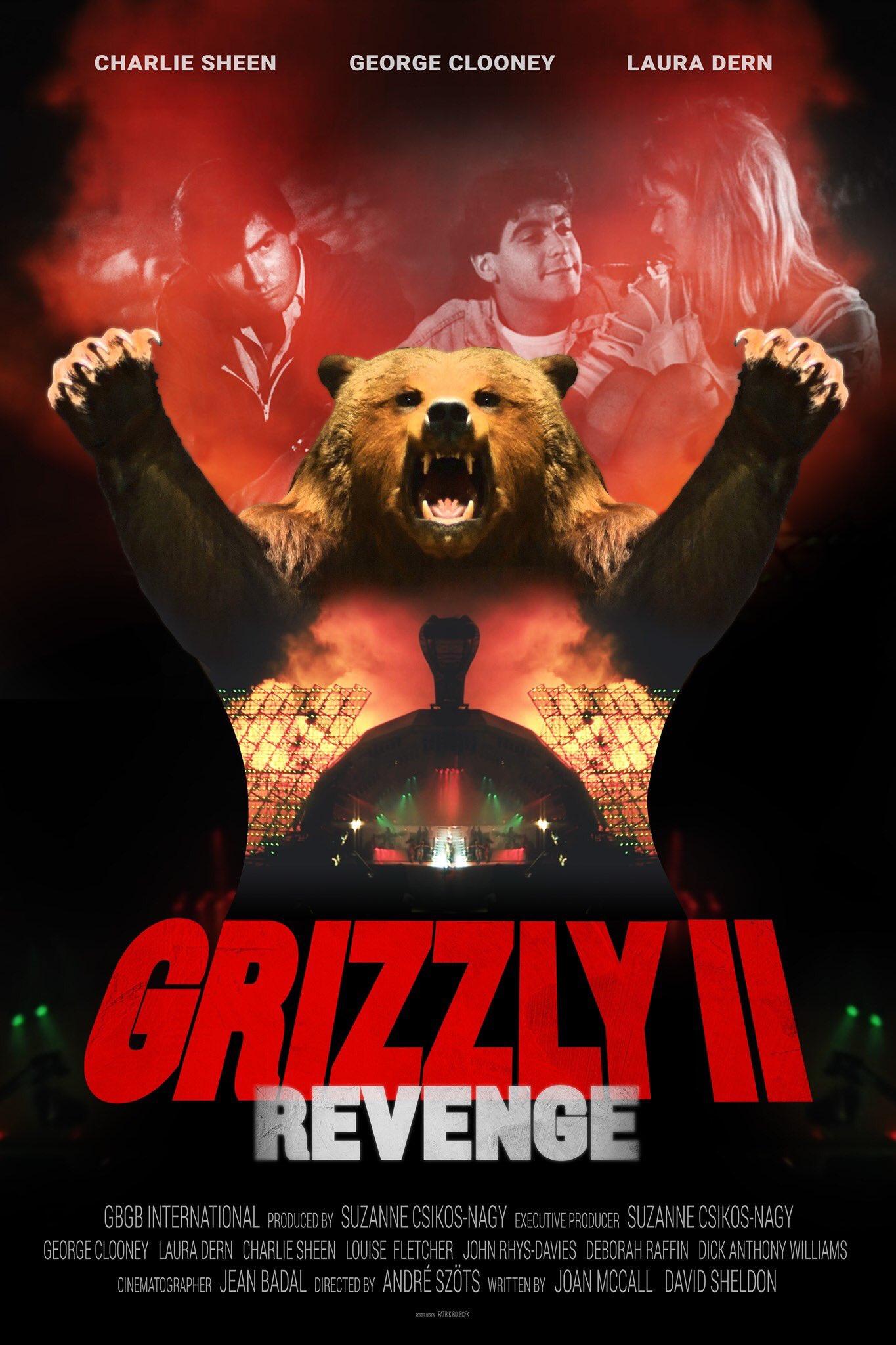 Grizzly II: Revenge (1983) - IMDb