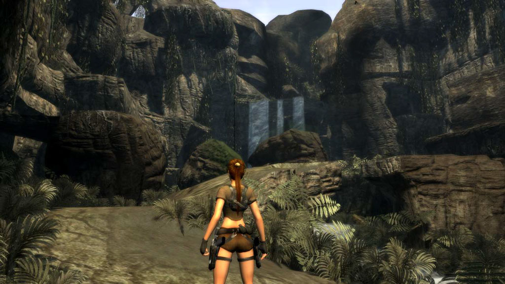 Lara Croft Tomb Raider Legend 2006