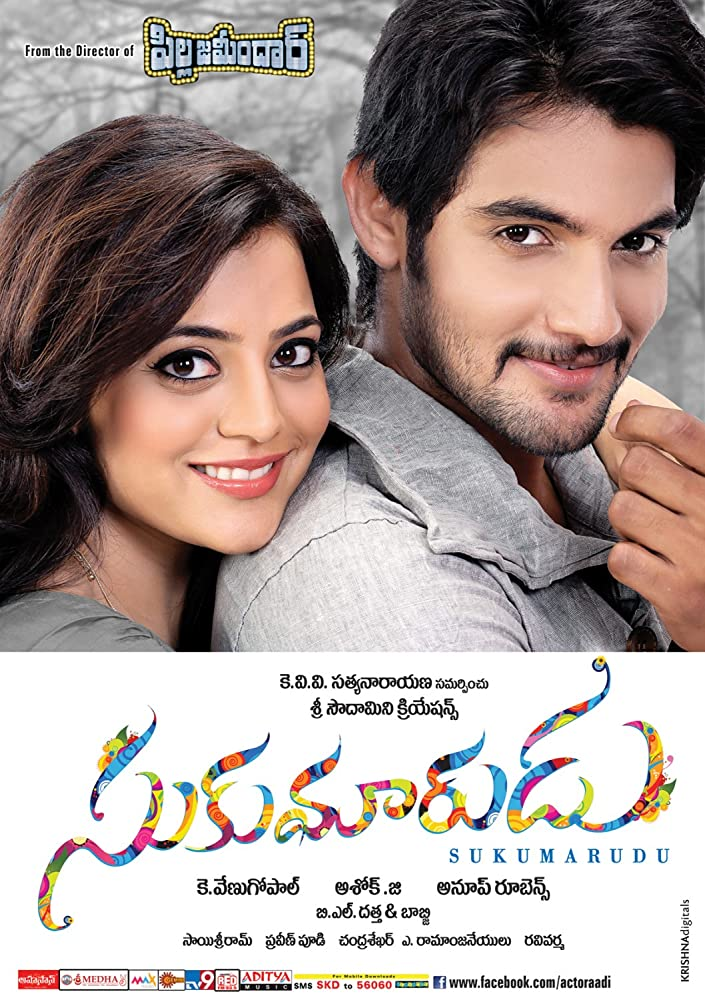 Sukumarudu (2013) Hindi Dubbed 720p WEB-HD 800MB