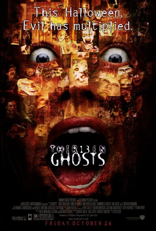 Thir13en Ghosts 2001 Hindi Dual Audio 320MB BluRay ESubs Download