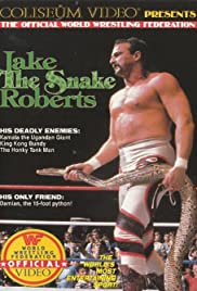 Jake the Snake Roberts Poster