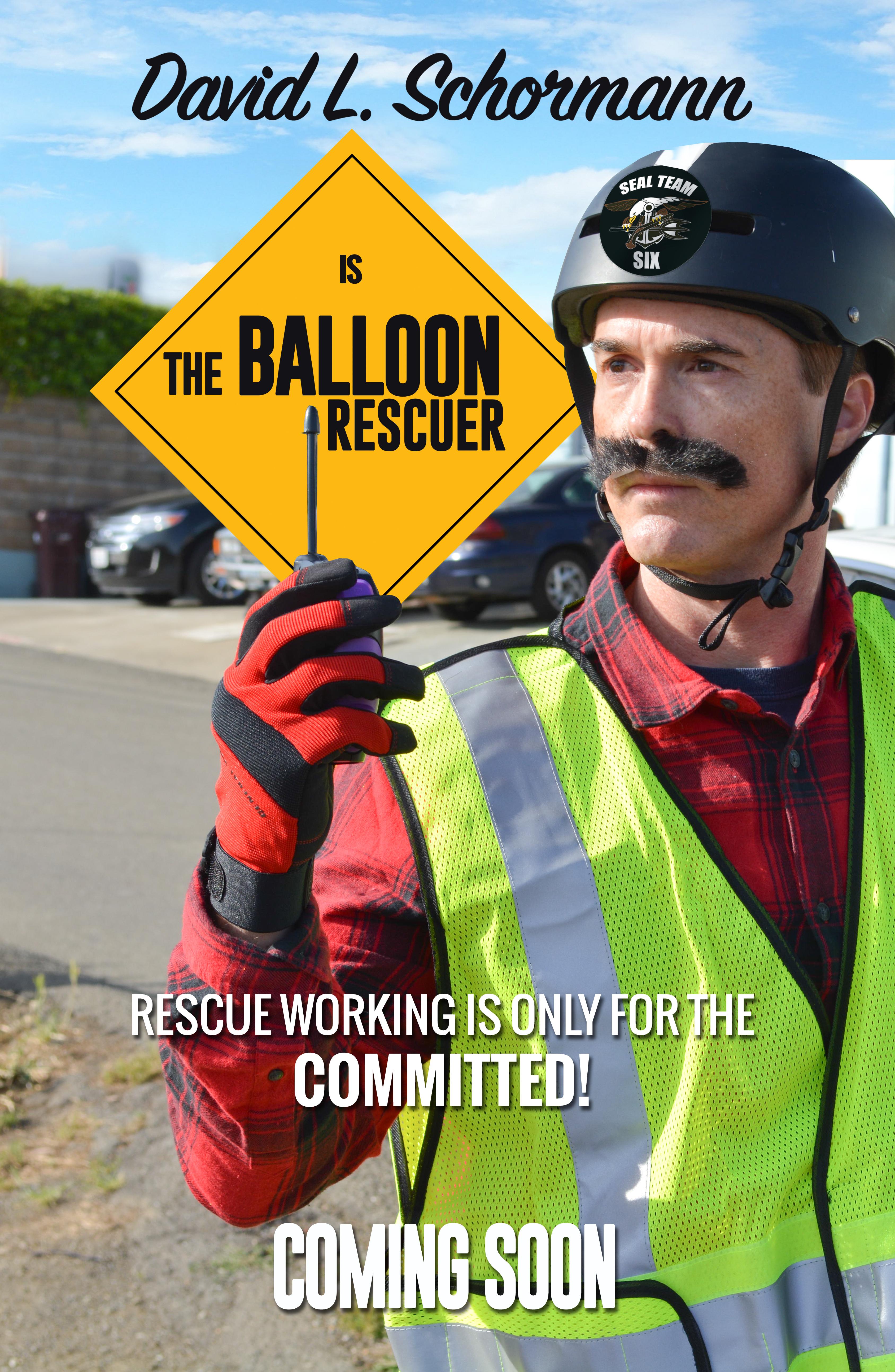 David L. Schormann in Balloon Rescuer (2017)
