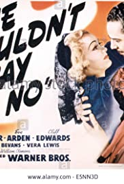 She Couldn't Say No(1940) Poster - Movie Forum, Cast, Reviews