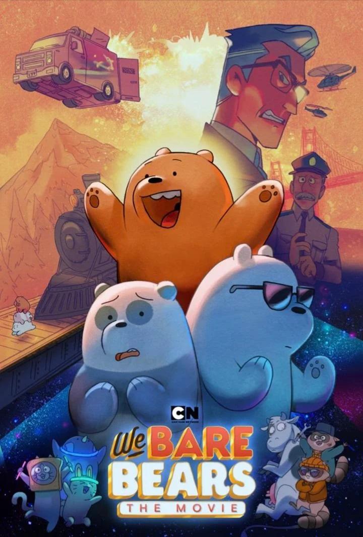 We Bare Bears: The Movie (TV Movie 2020) - IMDb