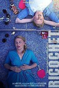 Charmaine Gorman and Joshua Spriggs in Ricochet (2020)