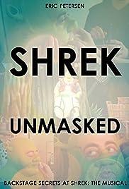 Shrek Unmasked Poster