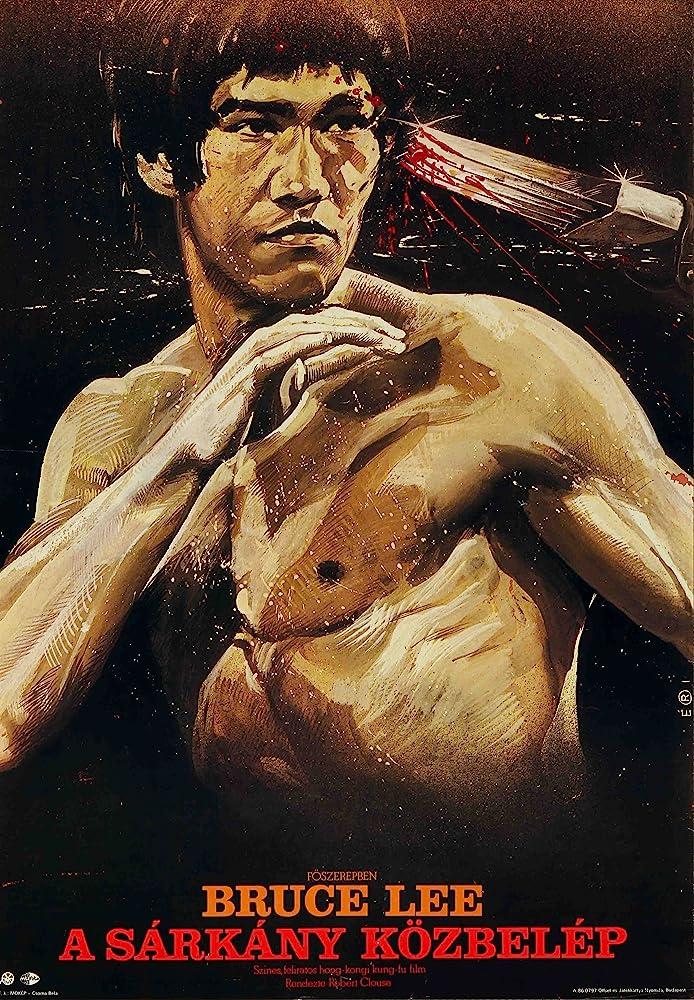 Enter the Dragon (1973) Hindi Dubbed