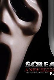 Scream: A New Beginning - Fan Film Poster