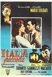 Italia piccola Poster