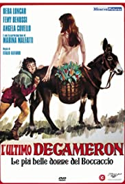 Decameron's Jolly Kittens Poster