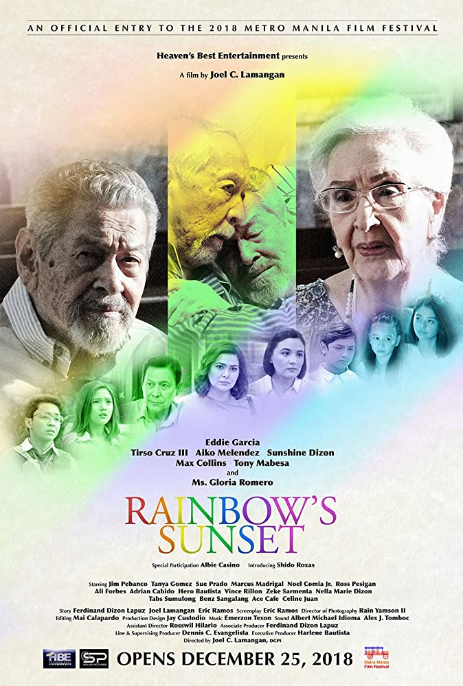 Rainbow's Sunset (2018)