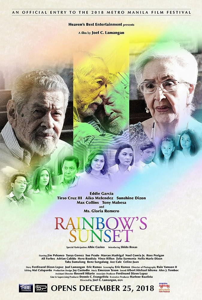 Rainbows Sunset (2018) Full HD