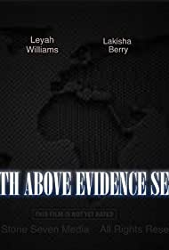 Lakisha Berry, Marcus Jeffery, Leyah Williams, and Arnold Larks in Truth Above Evidence Seen (2017)