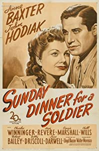 High quality movie downloads free Sunday Dinner for a Soldier USA [480x800]