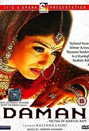 Daman: A Victim of Marital Violence Poster