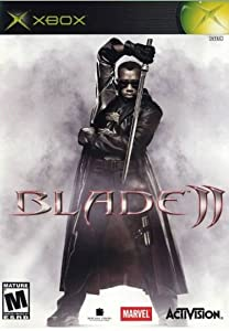 MP4 downloads for psp movies Blade II UK [DVDRip]