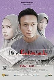 Dua Kalimah Poster