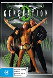 WWE: D-Generation-X Poster