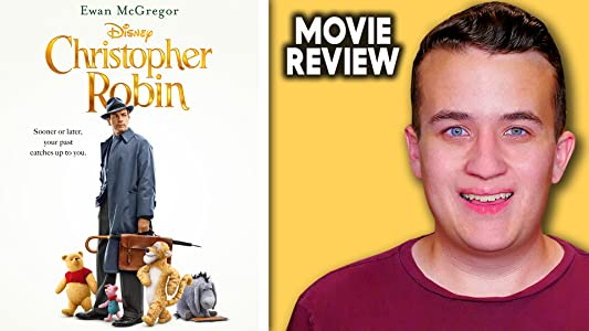 Full film Scott Sullivan\'s Movie Reviews: Christopher Robin (2018)  [720p] [XviD]