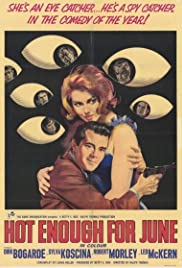 Agent 8 3/4 (1964) Poster - Movie Forum, Cast, Reviews